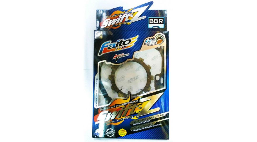 Faito Racing Clutch and G...