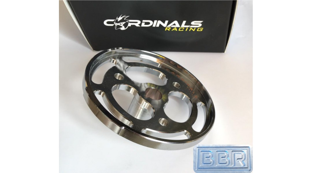 Cardinals Racing Lightweight CNC Flywheel - Suzuki FXR150