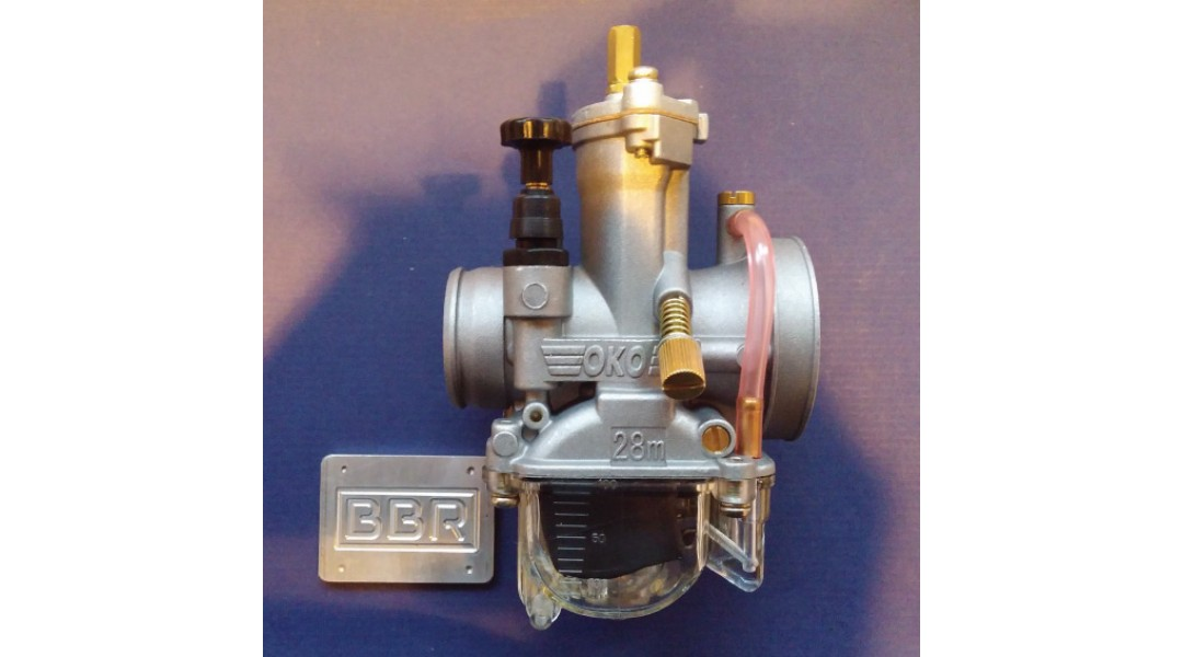 Genuine OKO Carburetor